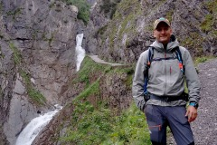 Simms-Wasserfall