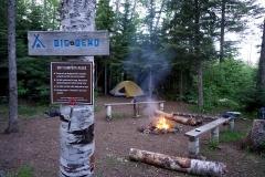 Big Bend Campsite