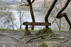 Rob Roy´s Cave