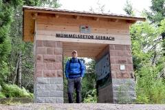 Mummelseetor Seebach